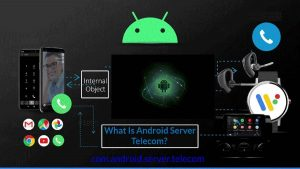 What is com.android.server.telecom Server